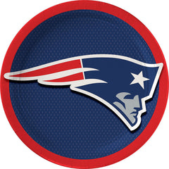 Super New England Patriots Deluxe Birthday pack for 36 Guests