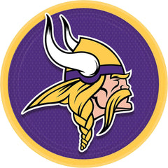 Super Minnesota Vikings Deluxe Birthday pack for 36 Guests