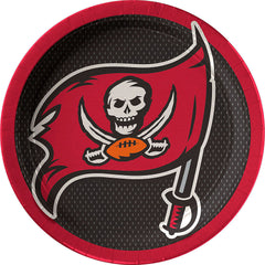 Super Tampa Bay Buccaneers Deluxe Birthday pack for 36 Guests