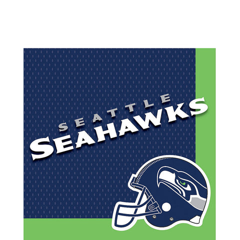 Super Seattle Seahawks Deluxe Birthday pack for 36 Guests