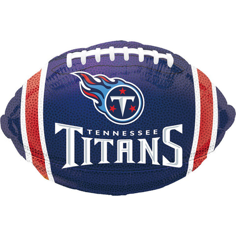 Super Tennessee Titans Deluxe Birthday pack for 18 Guests