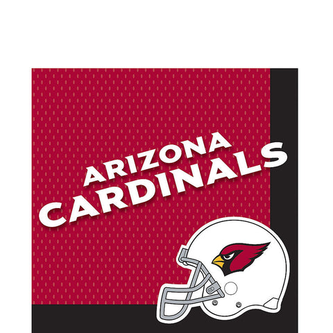Arizona Cardinals Deluxe Birthday pack for 18 Guests