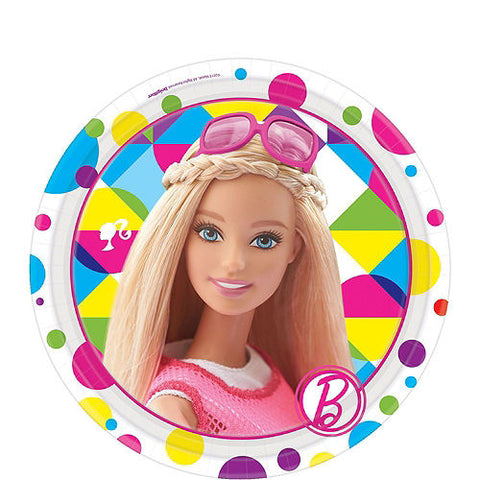 Barbie Deluxe Girl's Birthday Pack for 8