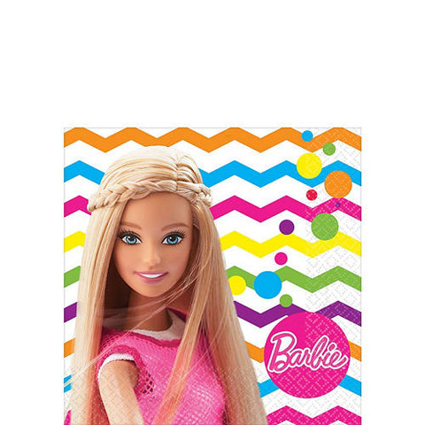 Girl's Barbie Deluxe Birthday Pack for 24