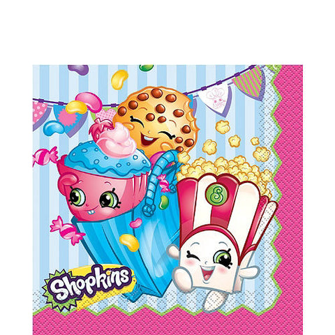 Shopkins Deluxe Birthday Pack for 16