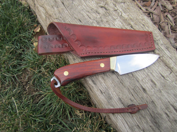 Traditional Cocobolo Skinner