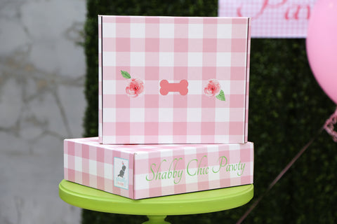 Pawty in a Box takes the Pinterest-ing out of the party planning equation and bring the fun right to you in a handy box