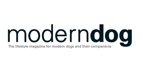 Modern Dog Magazine Logo