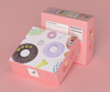 Donut Theme Dog Birthday Party Box - Pawty Box