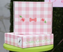 Shabby Chic Dog Birthday Party Box - Pawty Box