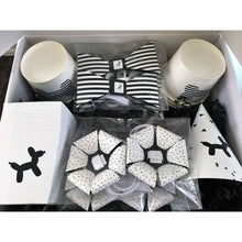 Black Tie Dog Birthday Party Box - Pawty Box