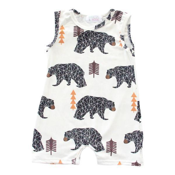 Bear Shorty One-Piece