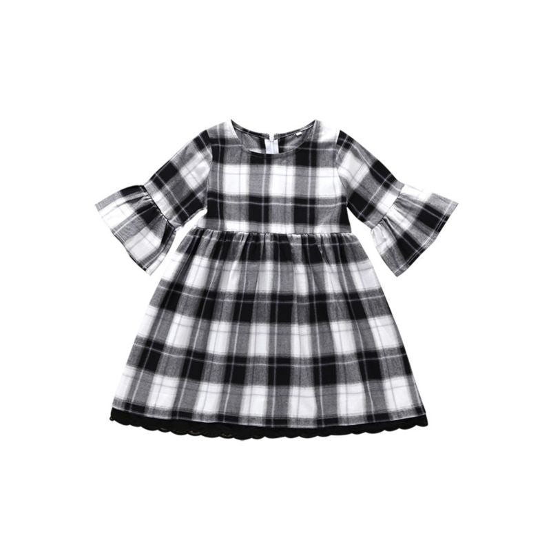 Abigail Gingham Dress