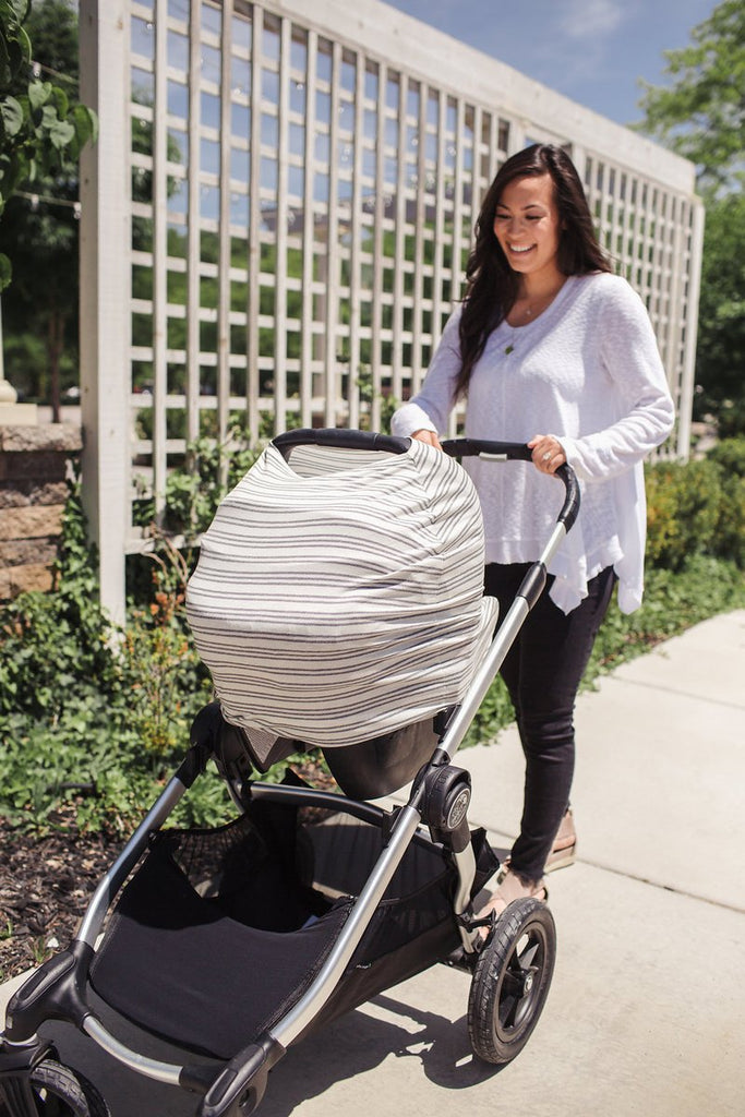 Midtown 5-in-1 Nursing and Carseat Cover