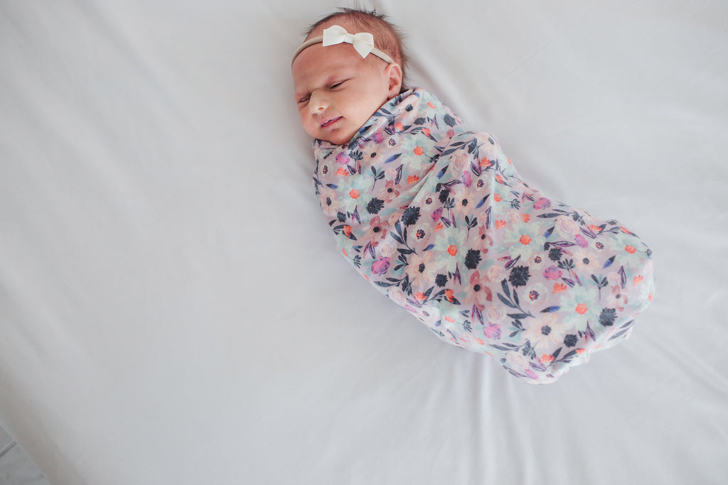 The Morgan Swaddle Blanket
