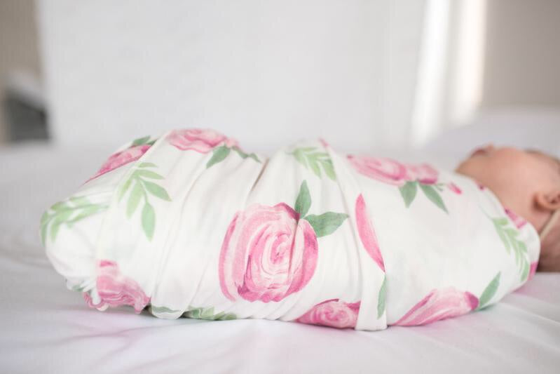 The Grace Swaddle Blanket