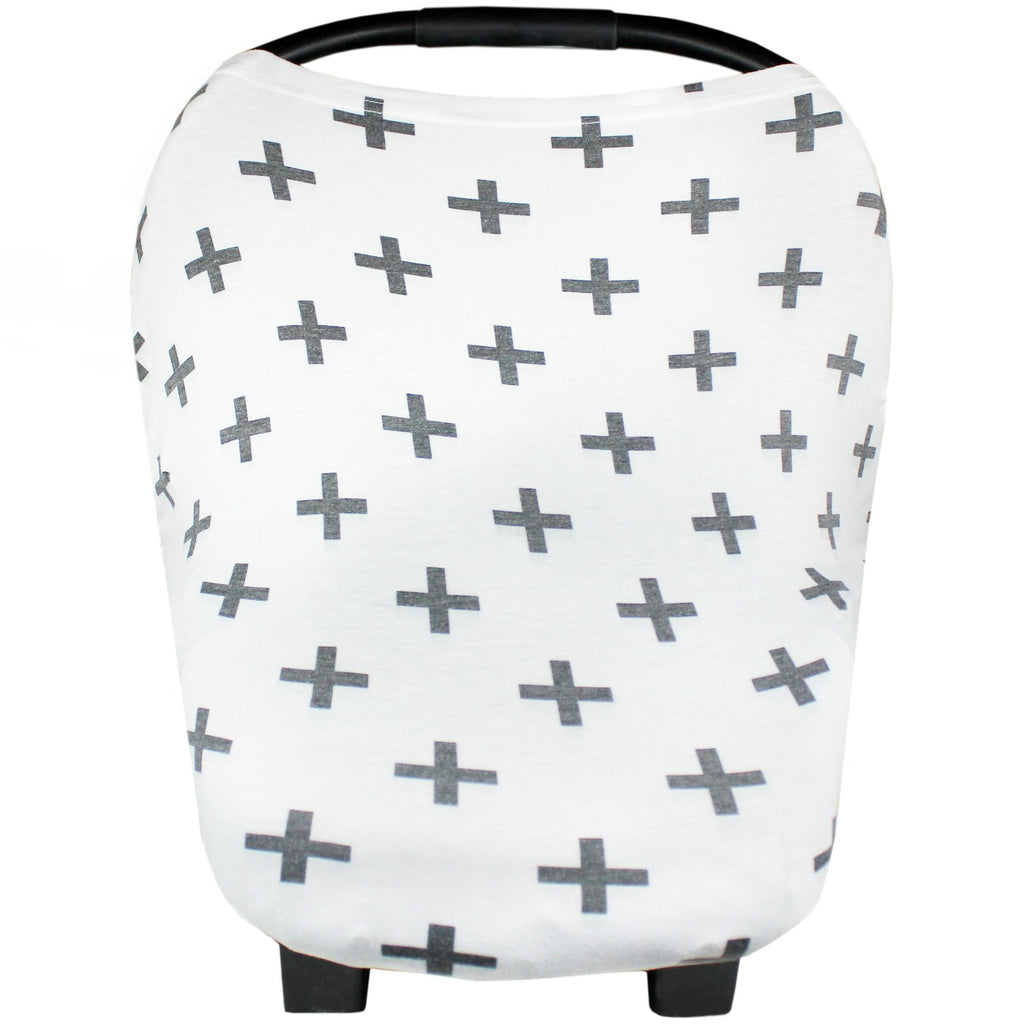 Swiss 5-in-1 Nursing and Carseat Cover