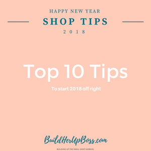 Top 10 tips for 2018