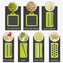 Load image into Gallery viewer, MANDOLINE Multi functional FOOD Cutter