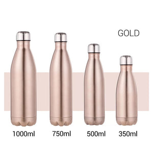 Thermos Bottle Stainless Steel Vacuum Flasks - Kaya Kitchen