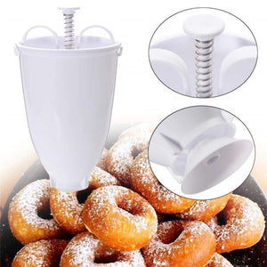 Donut Making Tool Diy Donut Making Artifact Creative Baking Tools Kitchen Dessert Gadget - Kaya Kitchen