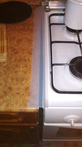 Silicone Stove Counter Gap Cover - Kaya Kitchen