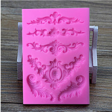 Load image into Gallery viewer, Baking Utensils European Embossed Mold Soft Candy - Kaya Kitchen