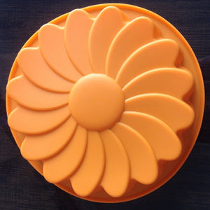 Round Silicone Cake Mold Oven Baking Tools