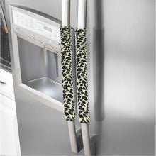 Load image into Gallery viewer, Handle Covers; Decor Smudges Door Refrigerator Fridge Oven Skid Resistance - Kaya Kitchen