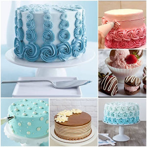 42PCS Cake Decorating Tips Kit - Kaya Kitchen