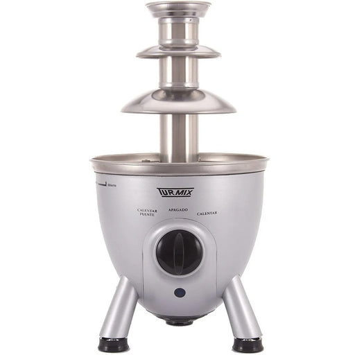 Fuente de chocolate FCT-1 Turmix Acero inoxidable