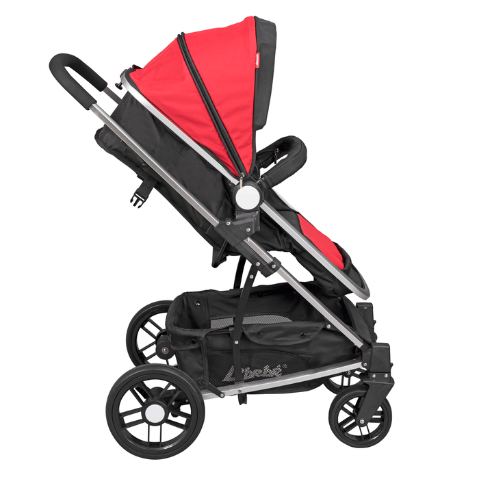 Carriola Travel System Crown D'Bebe Ligera, 3 en 1