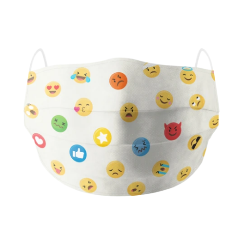 Easy Breath Emoticon Mask 2