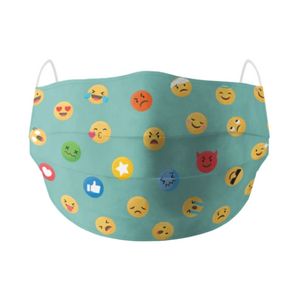 Easy Breath Emoticon Mask
