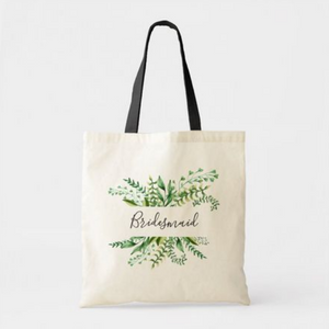 Bush Name Tote Bag