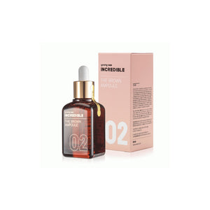 [YOUNG:SEE] Incredible AmpoulE THE BROWN AMPOULE 50ml