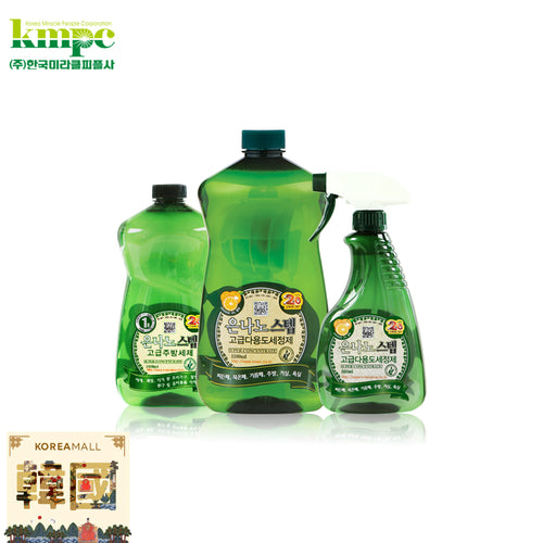 Multi-purpose cleaner/ConcentrationDishwashing /Korea Quality Satisfaction Index 1st/Various uses/Powerful cleaning power