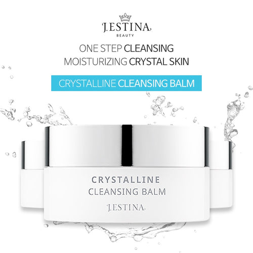 [JESTINA]CRYSTALLINE CLEANSING BALM 100gOne Step Cleansing/Moist Clean/Skin Vitality/Tourmaline