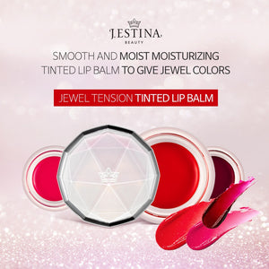 [JESTINA]JEWEL TENSION TINTED LIP BALM 3TypeJewel Attention Color Effect/Born to Jewel Lip