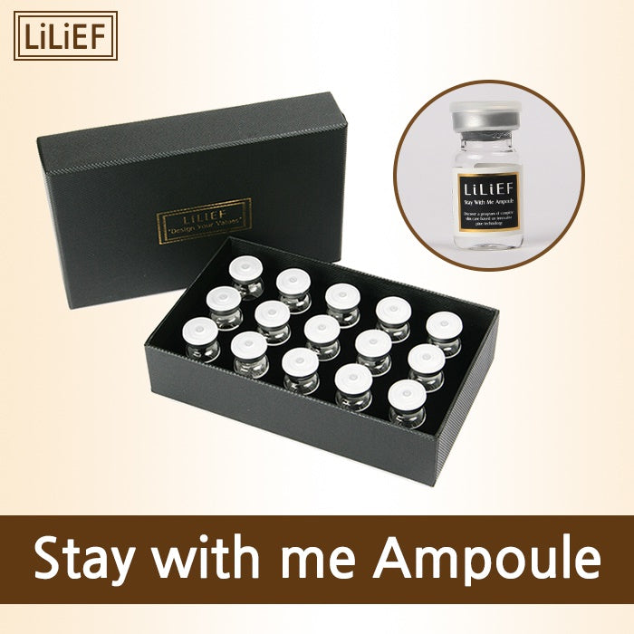 Stay with me Ampoule  5mlx15ea / LiLiEF / Skin whitening / Excellent skin moisturizing