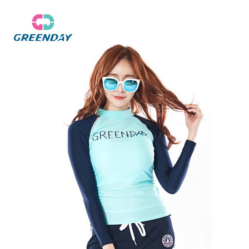 [GREENDAY] Multi Sports wear / rash guard / Swim / Beach / Korea