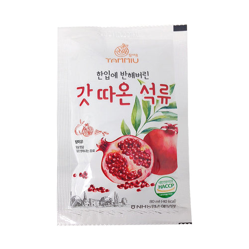 [Samsung Farm] TAMMIU pomegranate juice 80ml*30 (pomegranate)