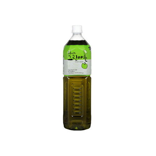 Chorokdawon Green Apple 1500ml/ Korea Drink/ Sweet/ Concentrate/ Diluted with water
