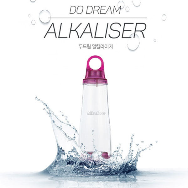 [Alkaliser]Alkaliser water bottle 550mlAntibacteria/regenerated water/Removal of chlorine