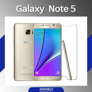[BIOSHIELD]Nano flexible tempered glass for Galaxy Note 5