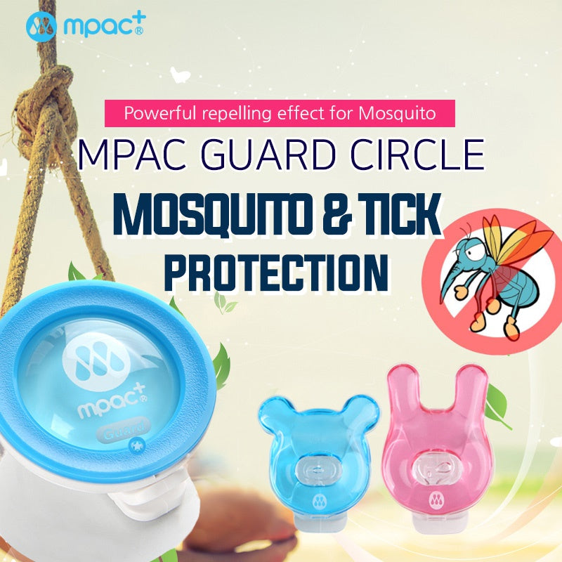 mpac+GuardMosquito/repellent oil/Citronella/outdoor/tick protection