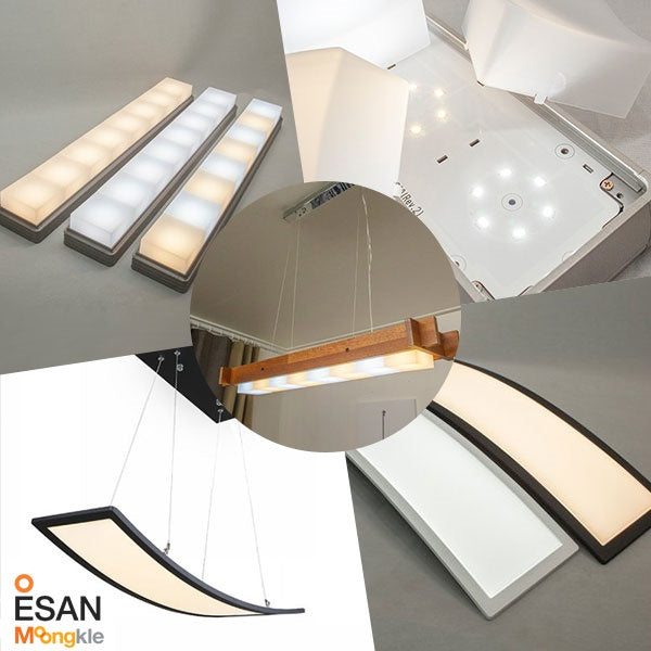 MoongkleCeiling Lamp/Night Light/mixable LED/Interior/Korea