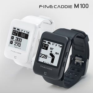 [FINEDIGITAL]Finecaddie M100Golf/Wristband/Green street Information/Distance mesurement