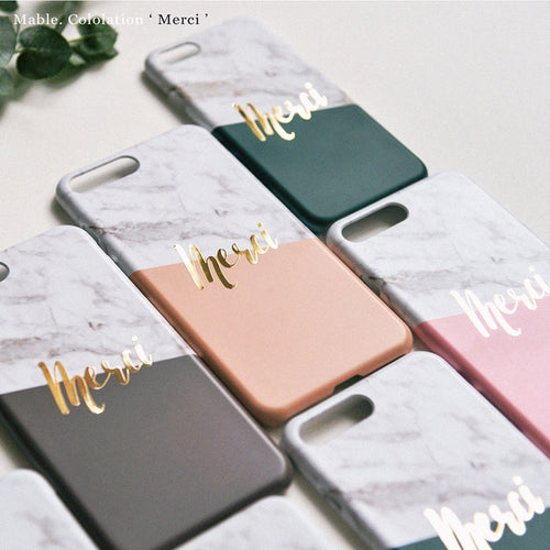 Happymori Iphone/Samsung/Galaxy/Phone case/luxury case/korea