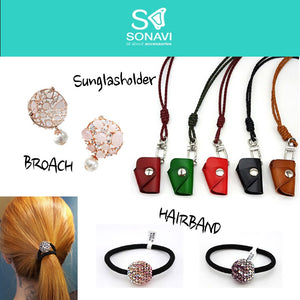 [SONAVI]Luxury Jewelry/Accessories/earings/brooch